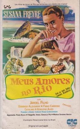 Resultado de imagem para Meus Amores no Rio