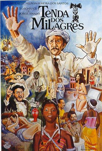Resultado de imagem para tenda dos milagres filme
